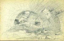 Image of [Untitled: Stone Bridge] - Drawing