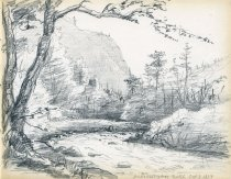 Image of [Wilmington Notch] - Drawing