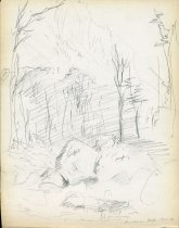 Image of [Indian Pass] - Drawing