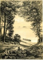 Image of Lake George - Print
