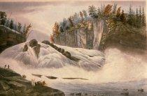 Image of Hadley Falls - Print