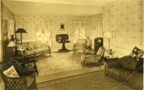 Image of The New Lounge - Postcard