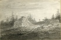 Image of Fort George - Drawing