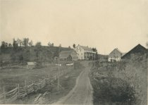 Image of Indian River Hotel, Adirondacks, N.Y. - Collotype