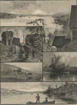 Image of Greenwood Lake - Print
