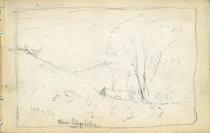 Image of [Near Elizabethtown] - Drawing