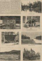 Image of New York - Summer Life in the Adirondacks - Print
