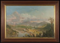 Image of Keeseville - Painting