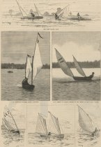 Image of Annual Meet of the American Canoe Association - Print