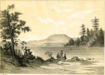 Image of Lake Catharine, Hamilton Co. - Print