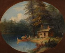 Image of Pioneer's Home - Painting