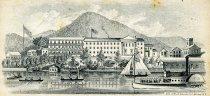 Image of Lake House.  Caldwell, Lake George, N.Y. - Print