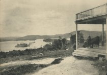 Image of [Merwin's Blue Mountain Lake House] - Collotype