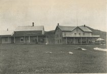Image of Merwin's Blue Mountain House, Blue Mountain Lake, Adirondacks, N.Y. - Collotype