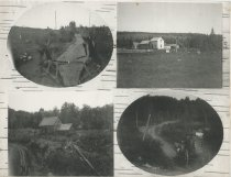 Image of Wayside Views from a Buckboard on the Road to Blue Mountain Lake, Adirondacks, N.Y. - Collotype