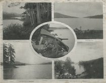 Image of [Scenes around Long Lake] - Collotype
