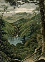 Image of Headwaters of the Hudson in the Adirondacks - Print