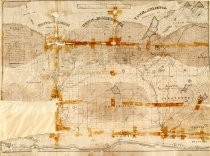 Image of [untitled printed map of towns of Wilmurt, Morehouse, & Arieta....] -