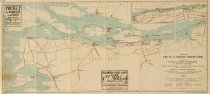 Image of Map of the St. Lawrence Reservation - Al King