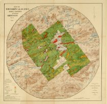 Image of Townships 5, 6, 40 and 41 Totten and Crossfield Purchase Hamilton Co. - H. S. Meekham