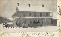 Image of Lake House, West Stony Creek, N.Y. - Postcard