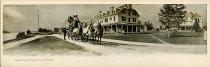 Image of Saranac Inn, Upper Saranac Lake Adirondacks - Postcard