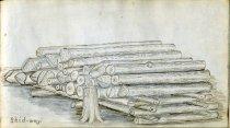Image of [Skid-Way] - Drawing