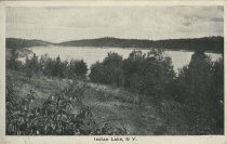 Image of Indian Lake, N.Y. - Postcard