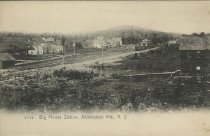 Image of Big Moose Station, Adirondack Mts, N.Y. - Postcard