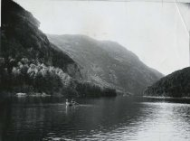 Image of [Upper Ausable Lake] - Print, Gelatin Silver