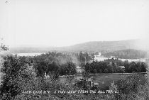 Image of STAR LAKE N.Y. A FINE VIEW FROM THE HILLTOP. 21. - Print, contact