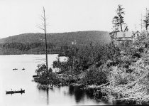 Image of STAR LAKE, N.Y. - Print, contact
