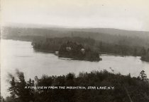 Image of A Fine View from the Mountain, Star Lake, N.Y. - Print, contact