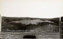 Image of Star Lake N.Y. from Baldie. - Print, gelatin silver