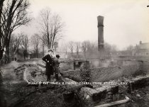 Image of Ruins of the Owen G. Owens General Store, Stittville, N.Y. - photo - mounted; contact print