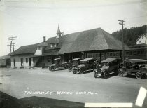 Image of Thendara, N.Y. Station. - Print, contact
