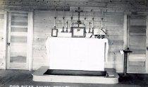 Image of Main Alter[sic], Chapel, Camp St. Mary, Long Lake, N.Y. 32. - Print, Real Photo Postcard