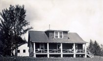 Image of Reilly's Rest, Camp St. Mary, Long Lake, N.Y. 567. - Print, Real Photo Postcard