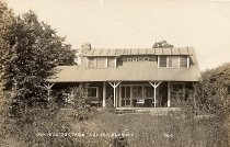 Image of Donique Cottage, Crater Club, N.Y. 709. - Print, Real Photo Postcard