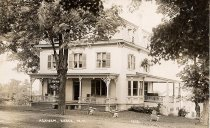 Image of Agawam, Essex, N.Y. 1212. - Print, Real Photo Postcard