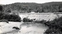 Image of Schroon River at Whitney's Camp, North Hudson, N.Y. 14. - Print, Real Photo Postcard