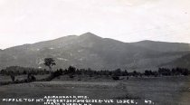 Image of Adirondack Mts.;Nippletop Mt. Robertson's-Wonder-Vue-Lodge, North Hudson, N.Y. 47. - Print, Real Photo Postcard