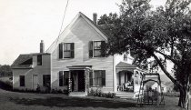Image of Wonder View Cottage, Port Henry, N.Y. 418. - Print, Real Photo Postcard