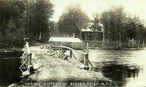 Image of The Old Homestead  Beaver River N.Y. - Print, gelatin silver