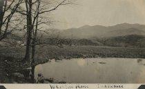 Image of Whiteface, Moose, and Saddleback Mountains - Print, Photographic