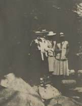 Image of Women by Ore Bed Brook - Print, Photographic