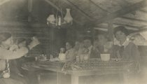 Image of Women Dining - Print, Photographic
