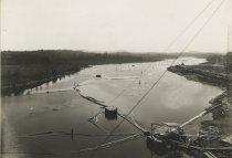 Image of St. Regis River at Santa Clara Mill Pond - Print, Photographic