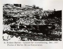 Image of Pit #2  Barton Mine - Print, gelatin silver