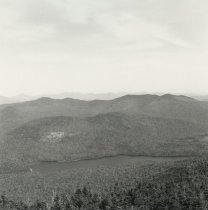 Image of Blue Mountain Summit - Print, Photographic